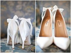 Valentino wedding shoes  / Photography © One and Ony Paris Photography www.oneandonlyparisphotography.com