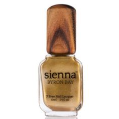 Sundance Nail Polish - Sienna Byron Bay, Australian, 7-free, EWG rating not available