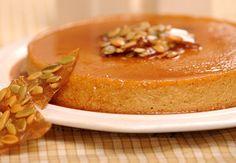 how to make pumpkin flan -easy pumpkin flan recipe image