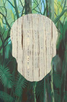 Sem título [Untitled], 2012, by James Kudo