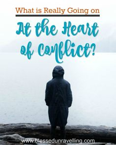 We've all experienced it to one degree or another… conflict. Some people seem to thrive on it while others, like myself, flee at the first signs of it. I discovered more than I wanted to about what was going on in my heart during a scuffle that I recently started (gulp!) on social media.