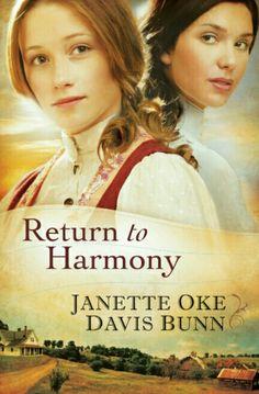 Return to Harmony by Janette Oke and Davis Bunn