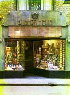Kruidenierswinkel Albert Heijn Kalverstraat 84