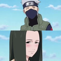 Kakashi in love