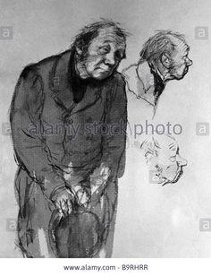 """Kukryniksy"" was a collective name derived from the combined names of three caricaturists (Mikhail Kupriyanov, Михаил Васильевич Куприянов), Porfiri Krylov (Порфирий Никитич Крылов), and Nikolai Sokolov (Николай Александрович Соколов) who had met at VKhUTEMAS, a Moscow art school, in the early 1920s. They illustrated a number of books, including Ilf and Petrov's, Nikolay Gogol, Mikhail Saltykov-Shchedrin, Anton Chekhov, Maxim Gorky and others"