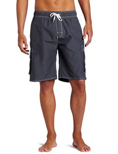 9404a564c0 Buy Men's Barracuda Swim Trunk - Charcoal - and Others Best Selling Men's  Swimwear with Affordable Prices