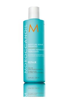 """""""For weakened and damaged hair""""  A gently cleansing, fortifying formula that rebuilds damaged hair with antioxidant-rich argan oil, reconstructive keratin and fatty acids. To restore elasticity moisture and shine.   Color Safe.  Sulfate-Phosphate-Paraben free"""