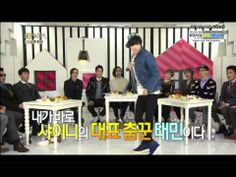 140208 불후의 명곡 2 TaeMin vs Niel