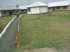 The second cluster of houses at VOH Kenay | vohafrica.com/programs-shelter
