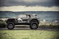 Peugeot 2008 DKR: First Test Pre Dakar 2015