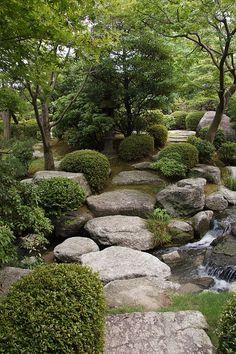 Ohori Park Japanese Garden | Kosen Ishikawa | Flickr