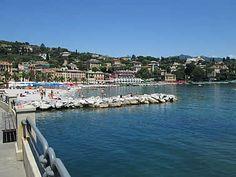 Santa Margherita Ligure, Itália.