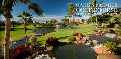 Hawaii Resort Golf Course   Ko Olina Golf Club.  My husband and I played this course with friends in Hawaii.  We all kept saying how it was the most scenic and beautiful course we had ever played.  Still my number one pick.