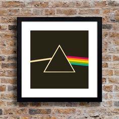 Quadro Pink Floyd Prisma