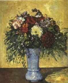 cezanne paintings | Paintings Cezanne, Paul