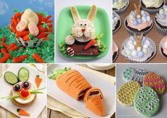 Kreatív receptek és tálalási ötletek húsvétra - Színes Ötletek