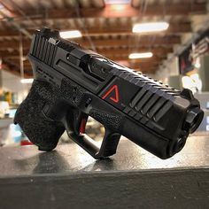 A beautiful Glock 26 with the Bonesaw package! This one has color filled logos and a red trigger safety. It's hard to let this one leave the shop! #becauseRed #agent #agencySave those thumbs & bucks w/ free shipping on this magloader I purchased mine http://www.amazon.com/shops/raeind  No more leaving the last round out because it is too hard to get in. And you will load them faster and easier, to maximize your shooting enjoyment.  loader does it all easily, painlessly, and perfectly…