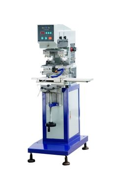 2239.00$  Watch now - http://alisuh.worldwells.pw/go.php?t=32667812157 - Pneumatic shuttle around double color pad printer