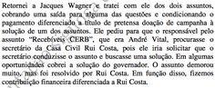 O Antagonista - A propina de Rui Costa