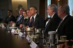 Obama meets with Congressional leaders promises to disagree but work together http://www.examiner.com/article/obama-meets-with-congressional-leaders-promises-to-disagree-but-work-together