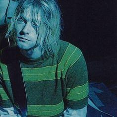 Kurt and that shirt.