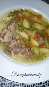 Soup Recipes, Keto Recipes, Cooking Recipes, Hungarian Recipes, Hungarian Food, Dried Beans, Bean Soup, Ciabatta, Low Carb Keto