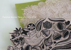Linoleum plates