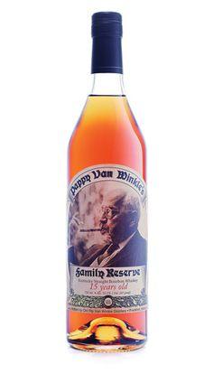 Mmmm...Pappy Van Winkle 15-year-old Bourbon