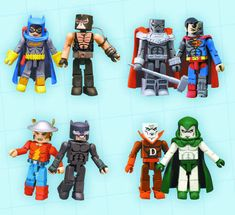 Visit http://www.toyarena.com/product_info.php/minimates-wave-set-two-packs-p-2897 DC Minimates Wave 4 (Set of 4 two-packs)