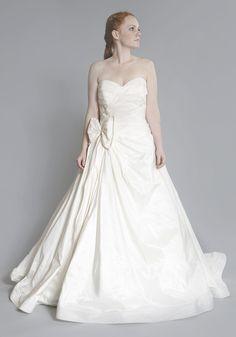 Priscilla of Boston 'Maeve' Strapless Ballgown