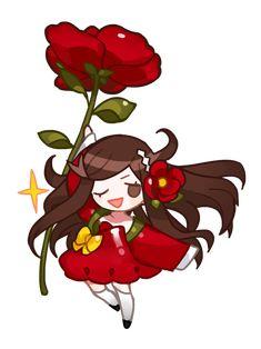 Zombie High, Kawaii, Cute Art, Illustration, Boy Or Girl, Drawings, Flowers, Anime, Ideas