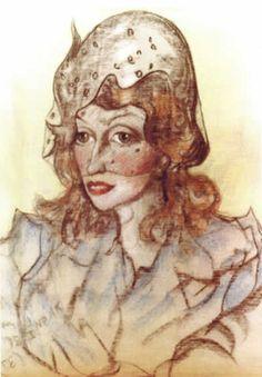 Witkacy - Portret Neny Stachurskiej
