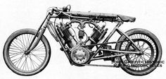* Updated * The North London Garage Motorcycle, hits 90 M.P.H. at Brooklands in 1909 | The Old Motor