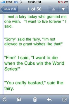 I love the cubs and can admit this is great :) and some day they will win hopefully soon :) Cardinals Shirts, Cardinals Baseball, Chicago Cubs Fans, Moving To Chicago, Cubs Win, Go Cubs Go, Very Clever, You Funny, Hilarious Stuff