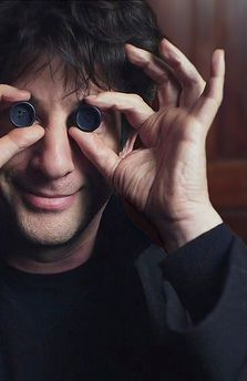 Neil Gaiman. English author of short fiction, novels, comic books, graphic novels, audio theatre and films. His notable works include the comic book series The Sandman and novels Stardust, American Gods, Coraline, and The Graveyard Book. He has won numerous awards, including Hugo, Nebula, Bram Stoker, Newbery Medal, and Carnegie Medal in Literature.