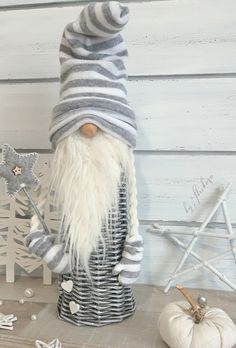 VK is the largest European social network with more than 100 million active users. Handmade Christmas Decorations, Diy Christmas Gifts, Christmas Projects, Christmas Gnome, Christmas Wood, Kids Christmas, Christmas 2019, Scandinavian Gnomes, Scandinavian Christmas