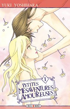 Manga - Petites mésaventures amoureuses