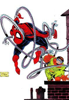 Marvel Tales #224 (June 1989) - Todd McFarlane