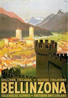 Bellinzona ~ Ernst Otto