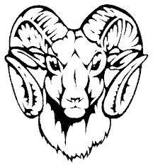 Arie tattoo (Son) – Tattoo World Capricorn Logo, Capricorn Images, Aries Ram Tattoo, Aries Sign, Bull Tattoos, Pin Up Tattoos, Head Tattoos, Tattoos For Guys, Widder Tattoos