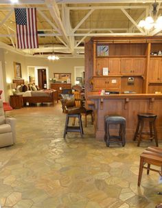 Take a virtual tour of the Stuart David Home Furnishings factory showroom. This may just be the entrance, but you dont need to imagine what the other square feet look like because you can take the new virtual tour by just clicking the picture!
