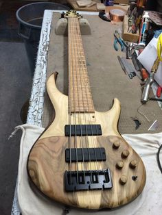 Oh my God is this bass beautiful.