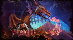 Midnight Castle is yours - but it holds so many secrets and such mysterious inhabitants! Uncover them all in Midnight Castle! #MidnightCastle, #Dragon