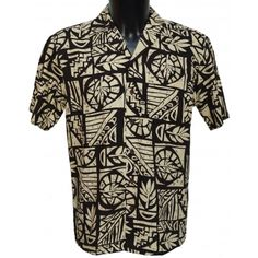 chemise hawaienne ...NEW SIGNES BLACK