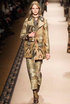 Etro Fall 2015 Ready-to-Wear Fashion Show