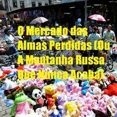 Cantinho do poeta Feliz: O Mercado das Almas Perdidas - Tiago Malta (feat A...