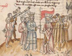 Die Pluemen der Tugent, Vintler, Hans, -1419 1. Hälfte 15. Jhdt.  Cod. Ser. n. 12819 Han  Folio 72