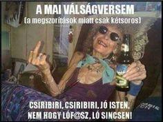😂😂mi a szar? Funny Memes, Jokes, Funny Photos, Have Fun, Lol, Happy, Friday, Quit Drinking, Fanny Pics