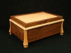 Great craftsman from western Ky. Makes beautiful boxes and this year Beaumont Inn Gift Shop is getting a lamp!