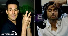 VIDEO: Uri Geller Probes David Tennant's Mind For Broadchurch Secrets        Earlier this morning David Tennant joined Absolute Radio Breakfast Show DJ Christian O'Connell to co-host the show and chat about his la...